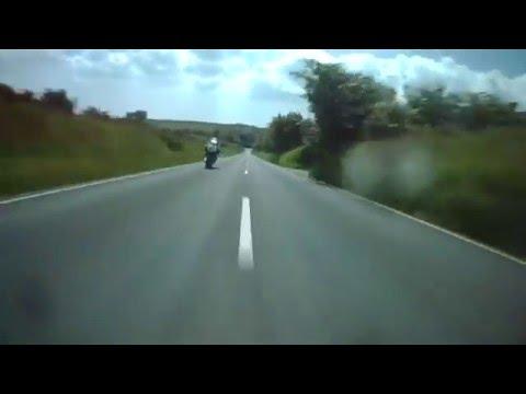 Giải đua xe tốc độ kinh hoàng nguy hiểm nhất Thế Giới