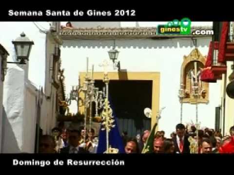 Domingo de Resurrección en Gines 2012