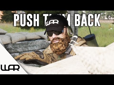 💥 Arma 3 Milsim (2019) - Push Them Back - PSO Multiplayer Gameplay - Ep 19