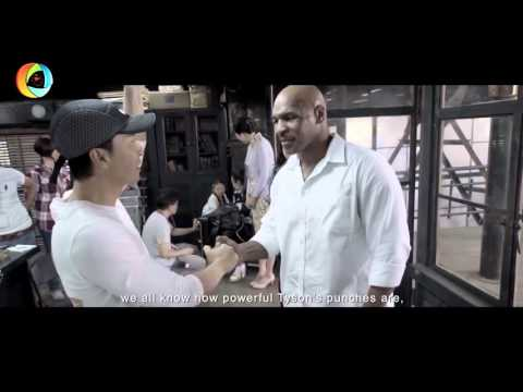 Diệp Vấn 3   2015 Mike Tyson VS Chung Tử Đơn