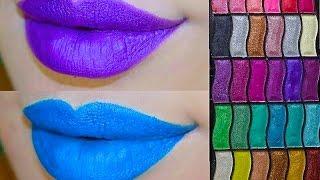 Como crear labiales con sombra