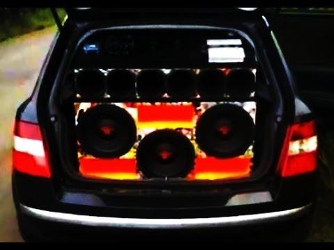 Triton 2700 Alto Falante Woofer 12 no Funk Bass!