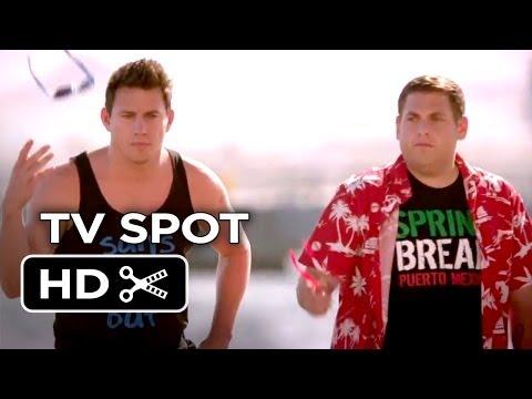 22 Jump Street Official TV Spot - Back Undercover (2014) - Channing Tatum, Jonah Hill Movie HD