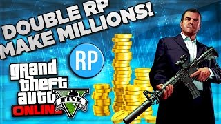 GTA 5 Online Double Money & RP! New Missions Playlist