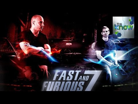 Production Wraps on Fast & Furious 7 - The Know