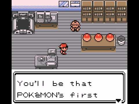 Pokemon Crystal All (hack) - Let