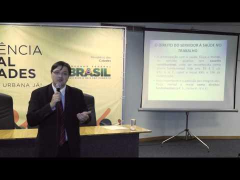 Palestra com Rogério Anderson