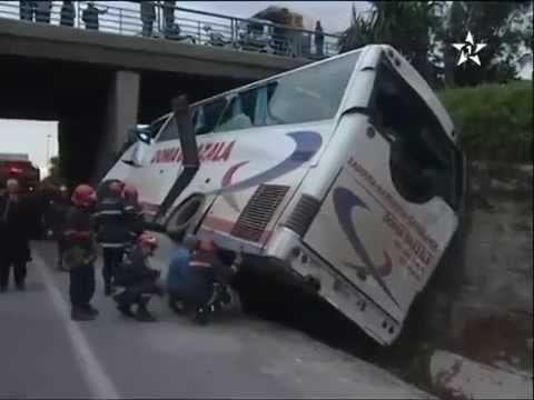 حادثة مميتة جديدة لحافلة قادمة من زاكورة