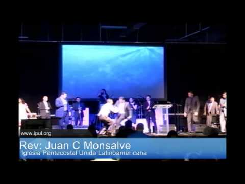 Pastor Juan Carlos Monsalve