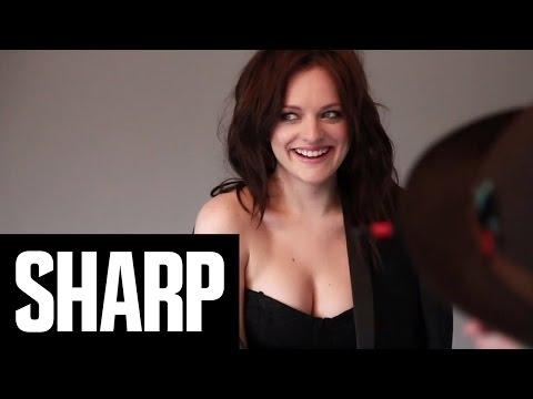 Sharp Magazine x Elisabeth Moss