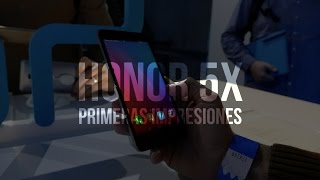Honor 5x, quiere ser el mejor gama media