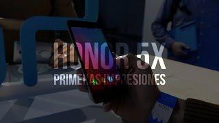 Honor 5X, toma de contacto