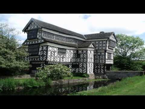Little Moreton Hall Northwich Cheshire West and Chester