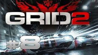 GRID 2 - Duelul Gigantilor Burger vs Carter #8