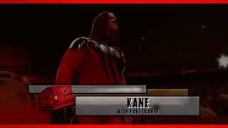 Kane (Retro) WWE 2K14 Entrance And Finisher (Official