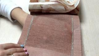 Каталог тканей Lino collection