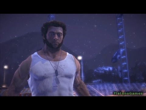 The Wolverine 2013 - Uncaged Story: Part 28 - Alkali Lake - X-Men: Origins Videogame - HD