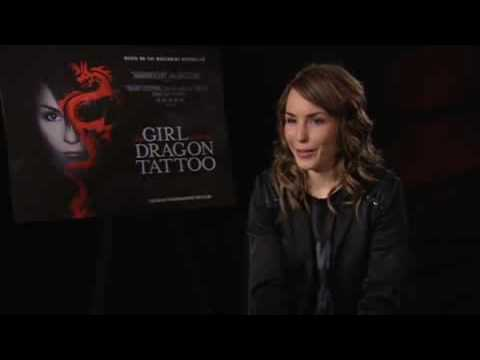 Noomi Rapace: The Girl With The Dragon Tattoo