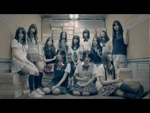 2012/1/25 on sale 8th.Single 声がかすれるくらい MV(Short ver.)