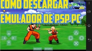 Como Descargar Emulador De Psp 2014 Para Windows 7,Windows 8