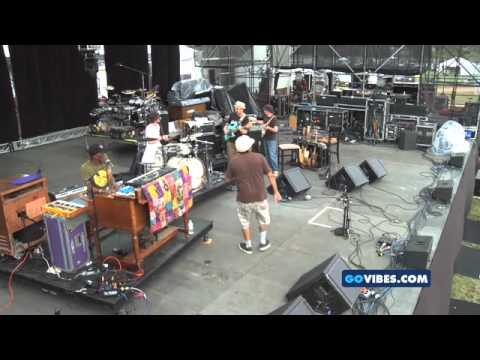 "Steve Kimock performs ""Red Hot Mama Jam"" at the Gathering of the Vibes 2010"