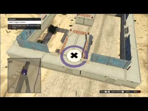 GTA V Content Creator How To Make A Mid-Air Deathmatch