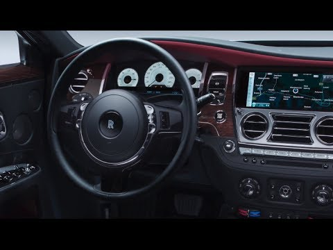 Rolls Royce Ghost II 2015 Interior In Detail HD Commercial FASTBACK TV HD 2014 RR Ghost Series 2