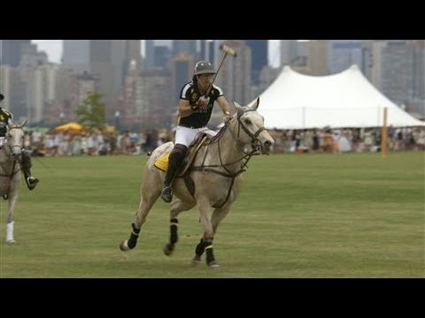 At Polo Classic, Stars, Horses and Fashion Mix