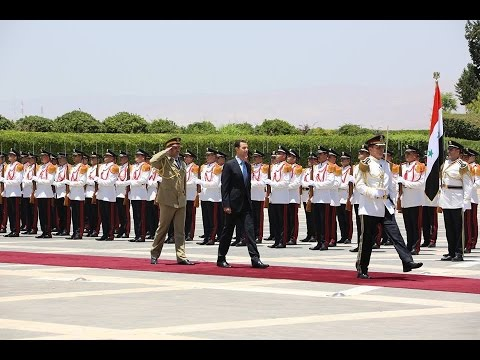 President al-Assad swearing-in ceremony & full milestone speech