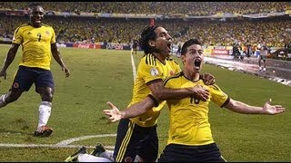 Colombia Vs Ecuador 1-0 Partido Completo (FOX Sports) 06