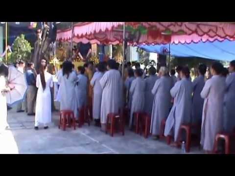 Lễ Trùng Tu Chùa Hà Tân thuộc Xã Đại lãnh Huyện Đại lộc Tỉnh Quảng Nam