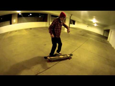Longboarding Trick Tip: The Hipster