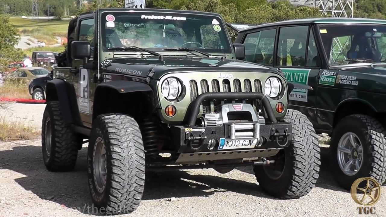 Jeep Wrangler Rubicon Off Road Trial 4x4 2 Youtube
