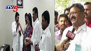 YSRCP Celebrates Vennapusa Gopal Reddy Victory in MLC Poll..