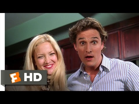 Work Visit SCENE - How to Lose a Guy in 10 Days MOVIE (2003) - HD