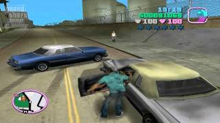 GTA Vice City Mision #51 Autos Sunshine Lista #1
