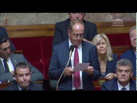 M. Rémi Delatte - Hausse des taxes sur les carburants
