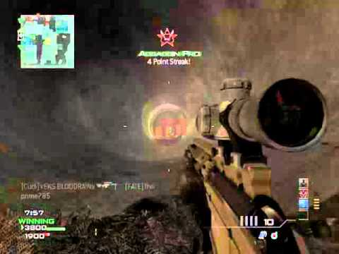 xEKS BLOODRAINx - MW3 Game Clip