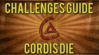 Black Ops 2: Cordis Die Challenges Guide