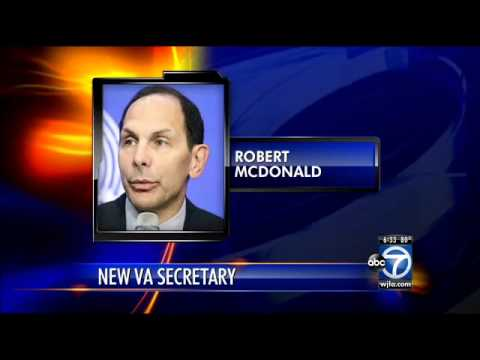 Obama to nominate Robert McDonald for VA secretary