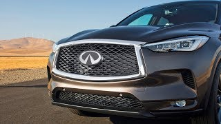 Infiniti QX50 (2019) Ready to Fight Lexus RX. YouCar Car Reviews.