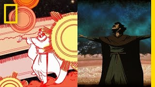 Cosmos: How Animation Brings Science to Life