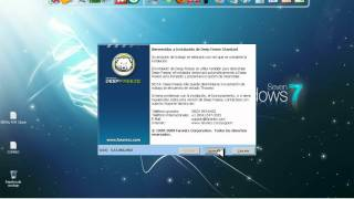 DEEP FREEZE-INSTALACION EN WINDOWS 7 (WSCT79)