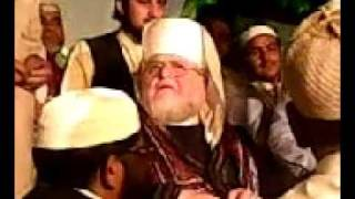 Peer Dewal sharif Sarkar in Mehfil at Bhala Stop Lahore 7 may 2011