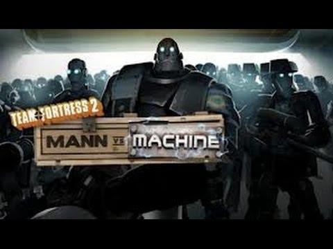 """Pazaiskime Team Fortress 2 MvM 7 dalis """"Medic"""""""