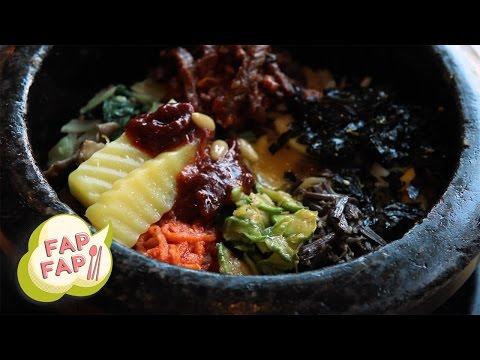 The Best Bibimbap in Korea