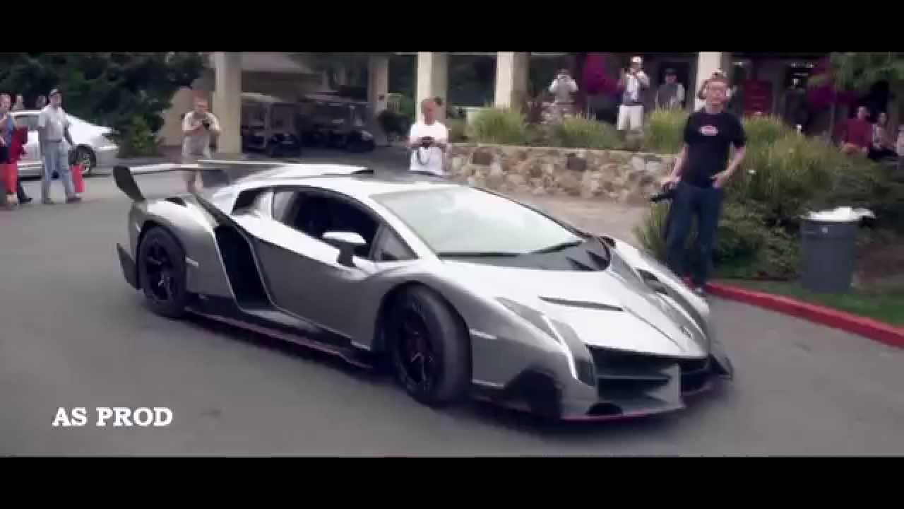 lamborghini veneno vs bugatti veyron full hd youtube. Black Bedroom Furniture Sets. Home Design Ideas