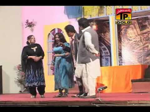 New Stage Drama -Part 1- Saraiki Drama 2015 DR.AIMA KHAN and FAIZO and ANEELA MALIK