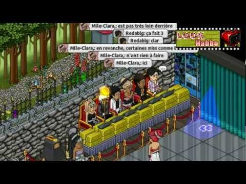 LookHabbo.fr - Election Miss Habbo France 2013 (rediffusion live)