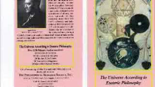 Creation & the Gods - The Universe According to Esoteric Philosophy - Manly P Hall